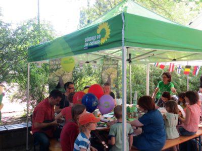 Grünes Kinderfest am 5. Juni 2016